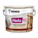 Лак для полаTeknos Helo 15 / Текнос Хело 15