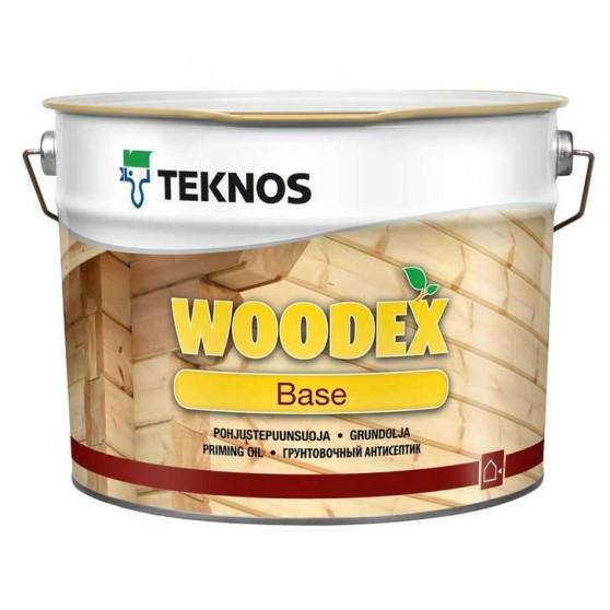Teknos Woodex Base Грунтовочное масло для защиты деревянных поверхностей