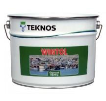 Teknos Wintol Полуглянцевая масляно-алкидная краска для наружной окраски деревянных поверхностей