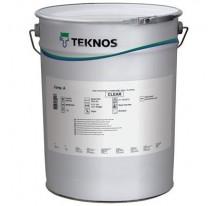 Teknos Teknol 1888 Грунтовочная лессирующая краска для заводского нанесения щеточными машинами