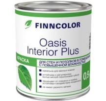 Finncolor Oasis Interior Plus Матовая водно-дисперсионная краска для стен и потолков во влажных помещениях