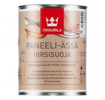 Tikkurila Paneeli Assa Hirsisuoja Полуматовый защитный состав на акрилатной основе для внутренних работ.