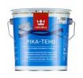 Tikkurila Pika Teho Матовая акрилатная краска, содержащая масло.