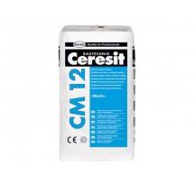 Ceresit CM 12 Клей для крепления напольной плитки крупного формата