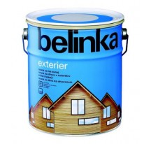 Belinka Exterier декоративное покрытие с УФ фильтрами для защиты древесины снаружи помещений