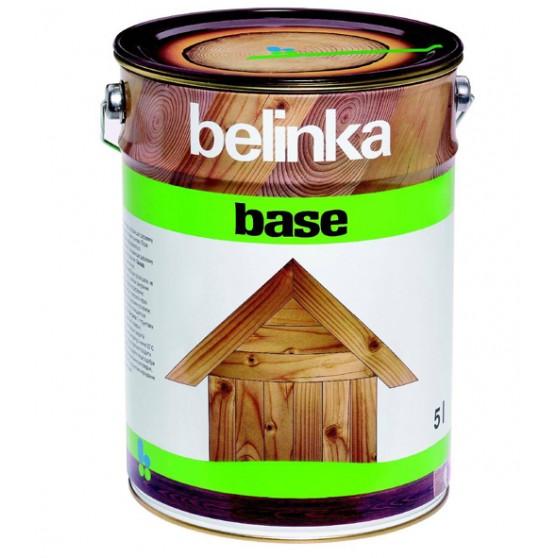 Belinka Base Грунтовка-антисептик для защиты древесины