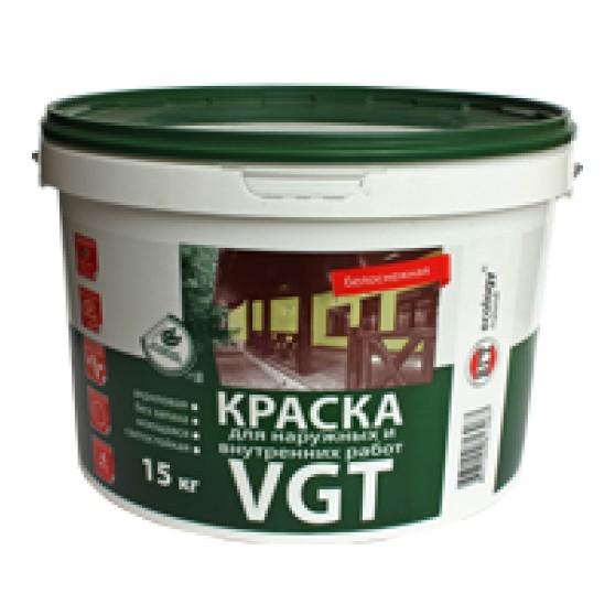 """VGT ВД-АК-1180 для наружных и внутренних работ """"Белоснежная"""""""