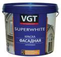 """VGT ВД-АК-1180 фасадная """"Супербелая"""""""