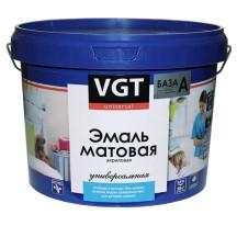 Эмаль VGT ВД-АК-1179 универсальная матовая
