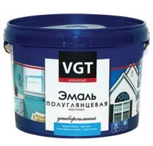 Эмаль VGT ВД-АК-1179 универсальная полуглянцевая