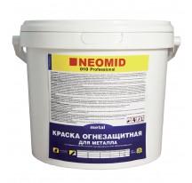 Neomid огнезащитная краска для металла