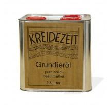 Kreidezeit Grundieröl pure solid Грунтовочное масло без растворителя