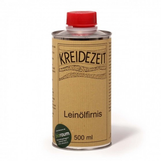 Kreidezeit Leinölfirnis Льняная олифа
