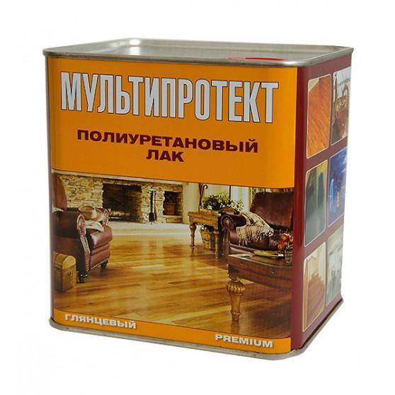 Универсальный полиуретановый лак «МультиПротект® – ПУ»