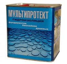 Гидроизоляционная пропитка «МультиПротект® – П»