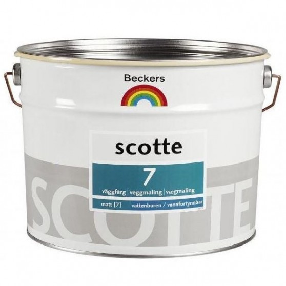 Beckers Scotte 7 / Беккерс Скотт 7