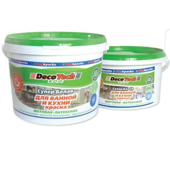 DecoTech Eco / Деко Тех Эко для ванной и кухни.