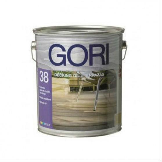 Gori 38 / Гори 38 масло для террас