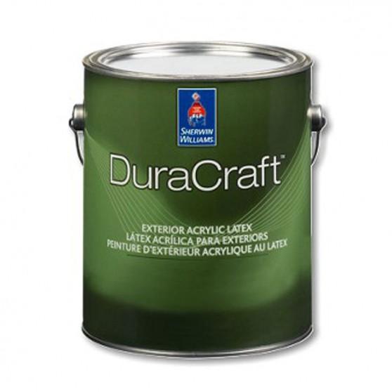 Sherwin Williams DuraCraft Acrylic Flat / Шервин Вильямс Краска фасадная