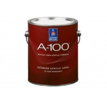 Sherwin Williams A-100 Exterior Latex Flat / Шервин Вильямс Краска фасадная