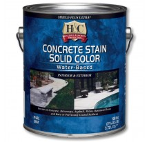 Sherwin Williams H&C Concrete Stain Solid Color Water-Based / Шервин Вильямс Лак - пропитка для бетона