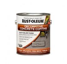 Decorative Concrete Coating Multi-Color Краска для бетона с эффектом камня