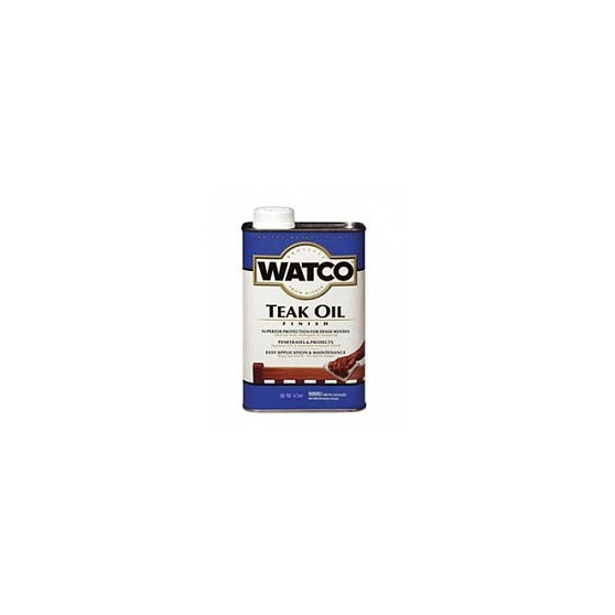 Watco Teak Oil защитное тиковое масло