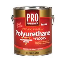 PRO Finisher Polyurethane Floors