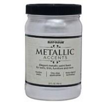 Metallic Accents Водная краска с эффектом насыщенного металлика на акриловой основе
