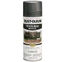 Rust-Oleum Stops Rust Textured Metallic