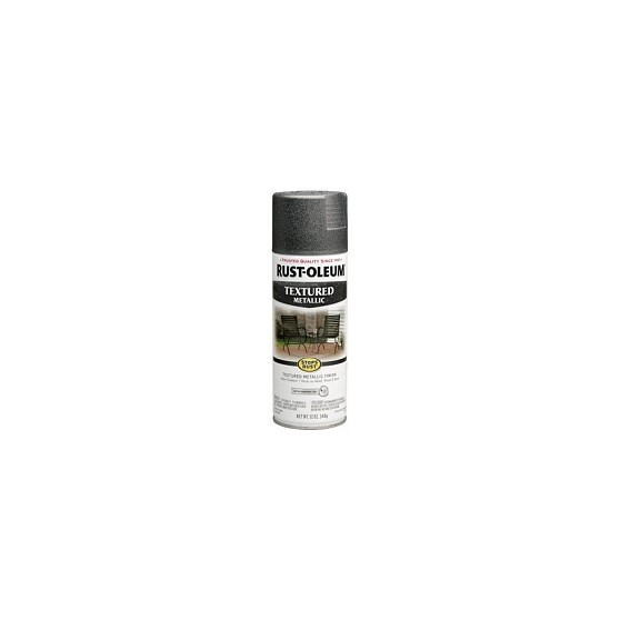 Rust-Oleum Stops Rust Textured Metallic