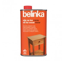 Belinka Oil & Wax interier