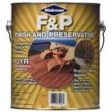 Масло для террас  для дерева Wolman F&P Finish And Preservative