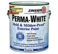 Zinsser Perma-White Exterior Краска для наружных работ, самогрунтующаяся