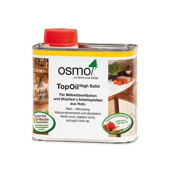 Osmo TopOil масло с воском для мебели и столешниц