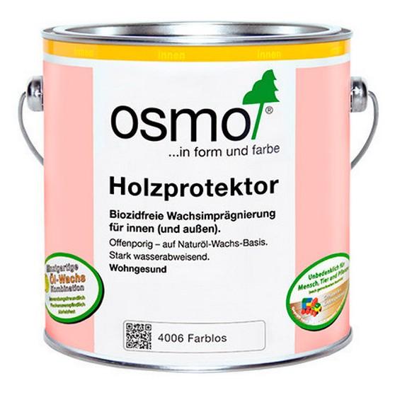 Osmo Holzprotektor пропитка для древесины с водоотталкивающим эффектом