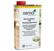 Osmo Wachspflege & Reinigungsmittel очистка и уход древисины
