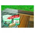 Osmo Holz-Entgrauer Kraft-Gel средство для удаления серого слоя древесины