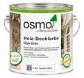 Osmo Holz-Deckfarbe белая краска для окон и дверей