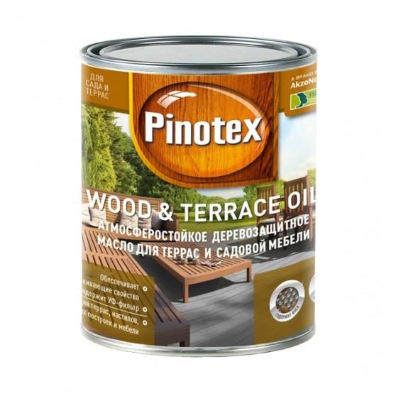 Pinotex Wood&Terrace Oil 1 литр