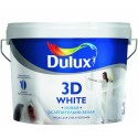 Dulux 3D White / Дулюкс 3Д Ослепительно белая