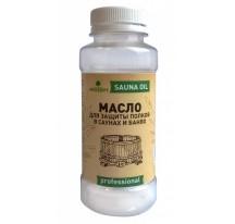 Prosept Sauna Oil масло для защиты полков в саунах и банях