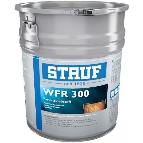 Stauf WFR-300 1-комп. паркетный клей на основе искусственных смол