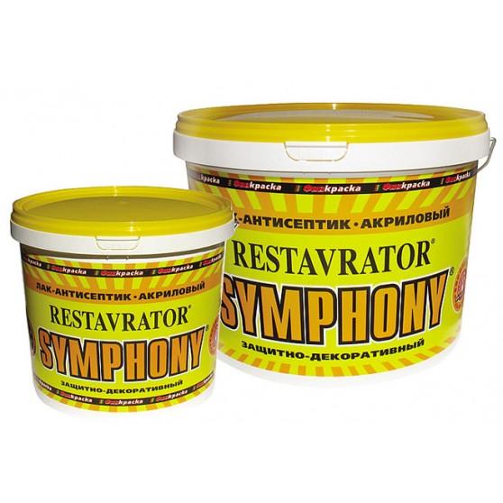 Symphony Restavrator лак-антисептик