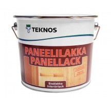 Teknos Paneelilakka Водоразбавляемый полуматовый лак