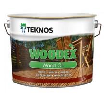 Масло для дерева Teknos Woodex Wood Oil (Текнос Вудекс Вуд Ойл)