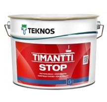 Teknos Timantti Stop Водоразбавляемая совершенно матовая изоляционная грунтовка
