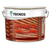 Teknos Woodex Classic Тиксотропный антисептик для наружных работ