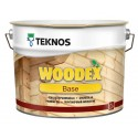 Грунт антисептик по дереву Teknos Woodex Base / Текнос Вудекс База