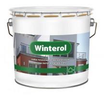 Teknos Winterol Фасадная водоразбавляемая акрилатная краска для минеральных поверхностей